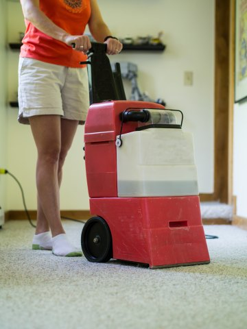How DIY carpet cleaning could end up costing you more